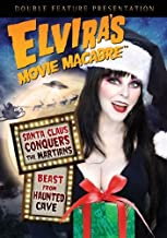 Santa Claus Conquers the Martians / Beast from Haunted Cave (Elvira's Movie Macabre Double Feature) by Elvira