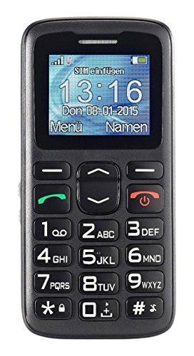 simvalley MOBILE Komfort-Handy XL-915 V2 mit Garantruf Premium