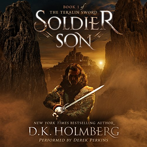 Soldier Son audiobook cover art
