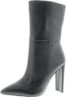 ALDO Womens Schuler Leather Mid-Calf Boots