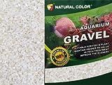 NATURAL COLOUR Couleur Naturelle Gravier pour Aquarium,