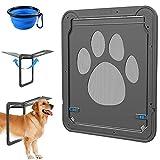 CATOOP Dog Screen Door, Pet Screen Door Protector for Sliding Door,...