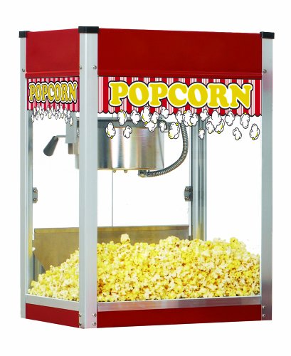 Great Price! Paragon Standard Pop Popcorn Machine, 4-Ounce