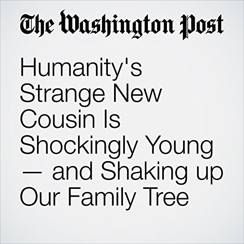 Humanity's Strange New Cousin Is Shockingly Young — and Shaking up Our Family Tree copertina
