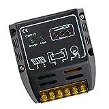 MagiDeal 10A/20A 12v 24v Auto Regulador de Carga de Panel Solar de Plástico - 10A