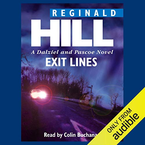 Exit Lines audiobook cover art