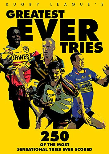 Rugby League's Greatest Ever T [Import anglais]