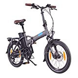 "NCM London 20"" E-Bike, E-Faltrad, 36V 15Ah 540Wh..."