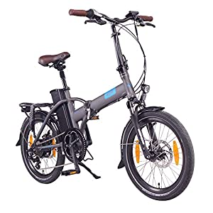 "NCM London 20"" E-Bike, E-Faltrad, 36V 15Ah 540Wh"