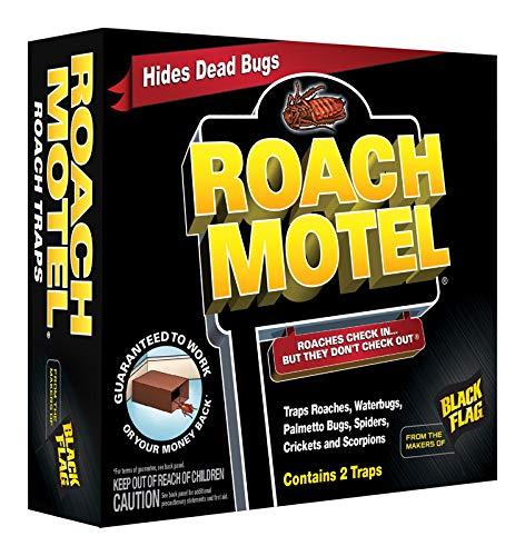 Black Flag HG-11020 Roach Motel (Value Pack of 12)