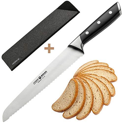 Böker Forge Brotmesser 22cm mit Klingenschutz