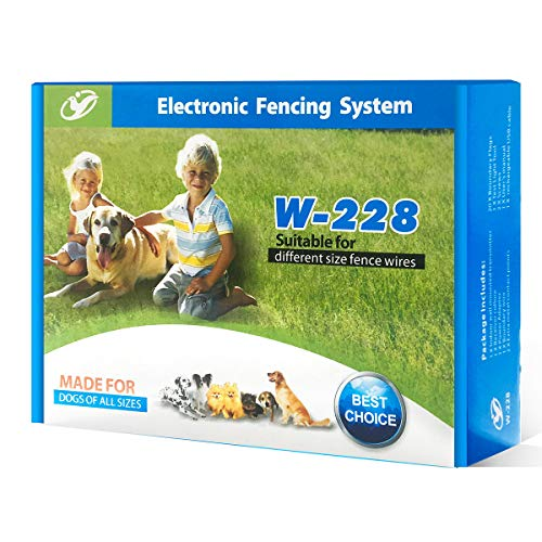 YHPOYLP In-Ground Electric Dog Fence