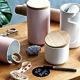 Zoom IMG-1 barattoli per provviste in ceramica