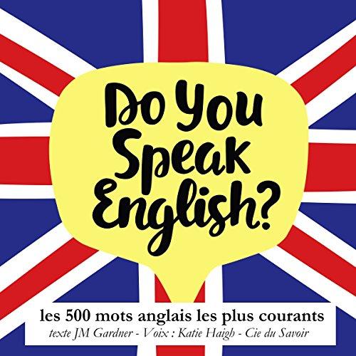 Les 500 mots anglais les plus courants cover art