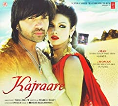 Kajraare (New Hindi Film / Bollywood Movie / Indian Cinema Music CD) by Himesh Reshammiya (2010-06-01?