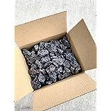 溶岩石 (高濾過) 2キロ 20-40 黒 水槽 レイアウト 石 飾り 花壇 ガーデン アクアリウム 水質改善 アルカリ (2キロ)