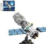 SKAJOWID Bloques De Construcción, Técnica del Vehículo Espacial Building Blocks Modelo, Modelo De Vuelo Espacial Construction Set Compatible con Lego Technic, Adecuada para La Recogida (804Pcs)