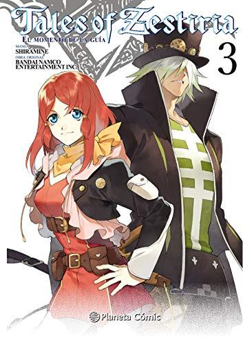 Tales of Zestiria nº 03/04: 159 (Manga Shonen)