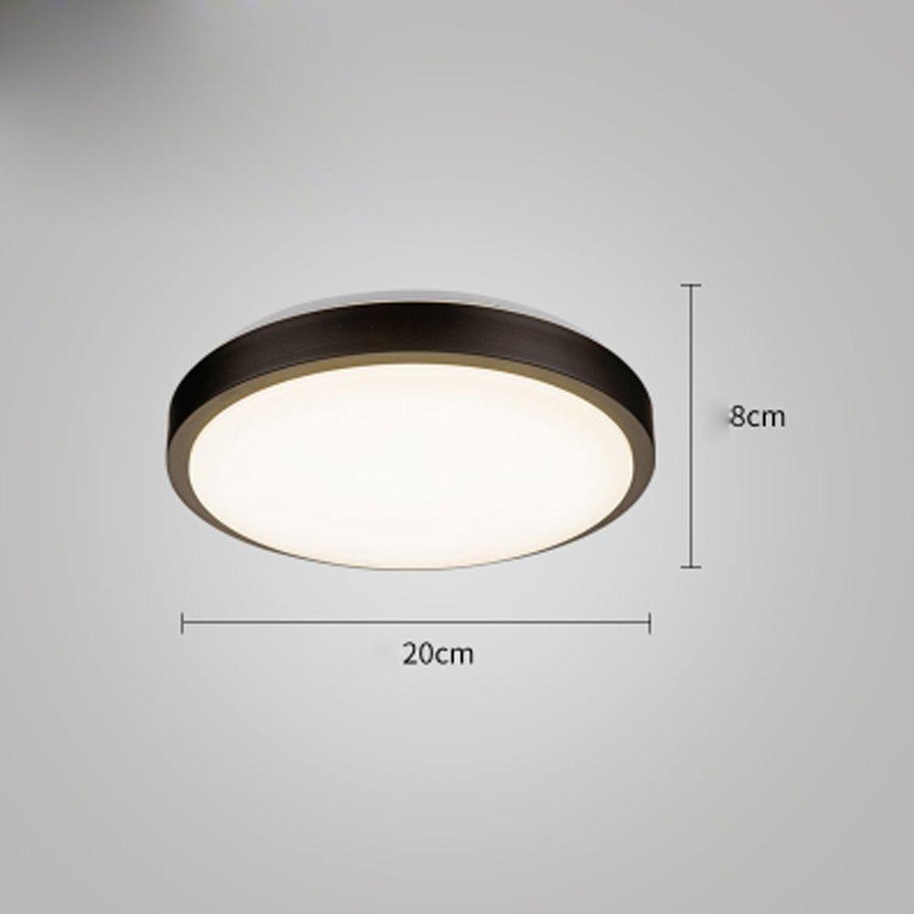 LED Deckenleuchte mit Bewegungsmelder, 18W 1800LM Oeegoo
