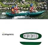 Productos acebo STABIELO® Sport Ontario Inflatable Boat/Kayak GUMOTEX 6-person disponible en rojo/azul/verde/para Camping Exterior de imagen de ocio–holly-sunshade ®