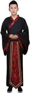 XFentech Herren Chinesischen Stil Altertümlich Kleidung - T