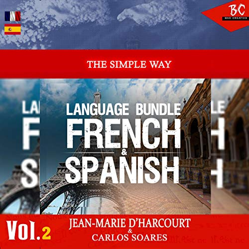 Couverture de The Simple Way Language Bundle: French and Spanish Edition Vol. 2