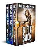 Bite Back Box-Set 2: Bände 4-6: Optimales Blatt, Einsatz der Engel, Gewagtes Spiel: Urban Fantasy Thriller mit Amber Farrell