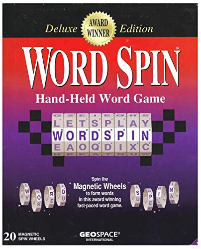 Word Spin Scramble Deluxe Edition