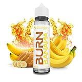 Evolution - Burn Banana - Liquideo E-Liquid | 50ML | Sin Nicotina: 0MG | 60VG/40PG | E-Liquido para Cigarrillos Electronicos | Vaper | E Cigarette | E Shisha