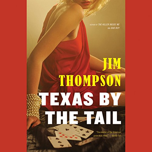 Texas by the Tail audiobook cover art