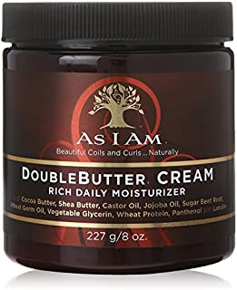 As I Am Double Butter Cream - 8 Ounce