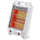 GCE Calentador Personal portátil Mini protección contra vuelcos y sobrecalentamiento Temperatura Constante silenciosa e Inteligente para Uso en la Oficina y el hogar Blanco