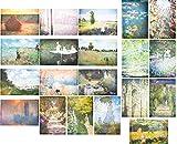 Claude Monet Poster (33 x 48,3 cm, 20 Stück)