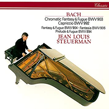J.S. Bach: Chromatic Fantasy & Fugue & Other Piano Works