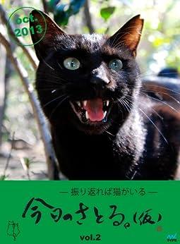 [武田 晶(写真・文), 奥村 侑生市(筆字)]の今日のさとる。(仮) ~振り返れば猫がいる~ vol.2