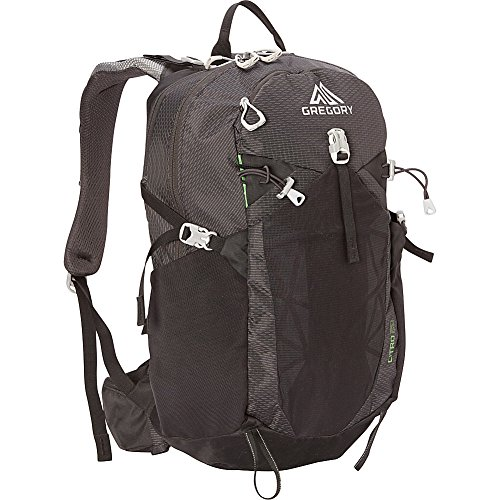 Gregory Mountain Products Citro 30 Liter 3D-Hydro Men's Daypack, Galaxy Black, One Size