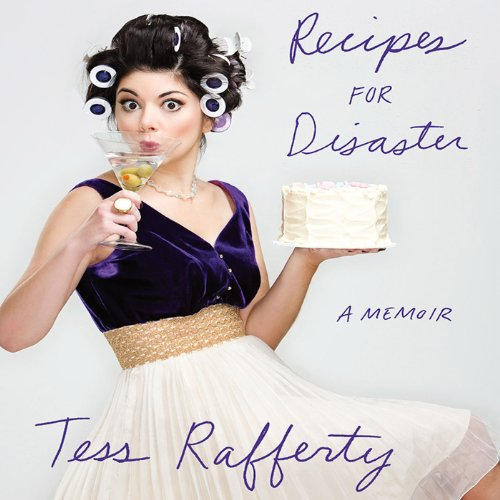 Recipes for Disaster audiobook cover art