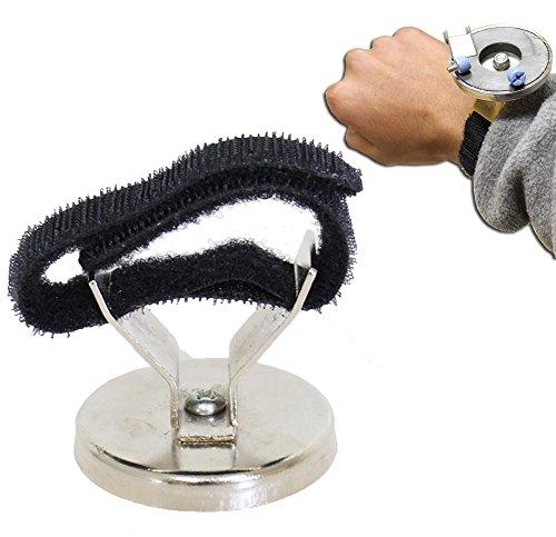 Preisvergleich Produktbild Magnetic Holder - Hook & Loop Strap To Hold Hammer or Other Tools (Truvue: MC-90211)