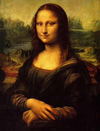 All Jigsaw Puzzles Leonardo da Vinci AJP10482 Mona Lisa (1000 Piezas)