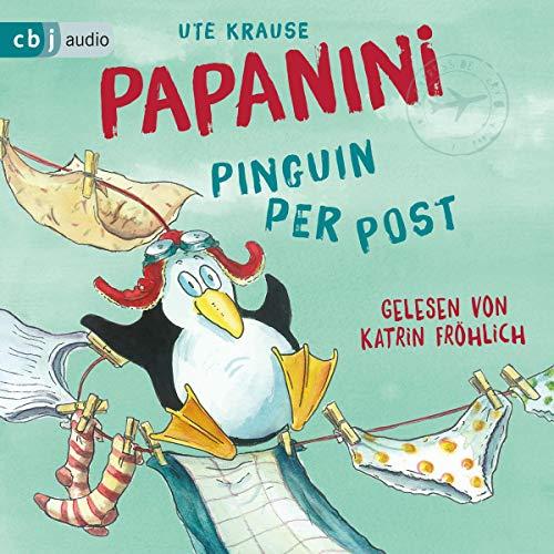 Papanini audiobook cover art