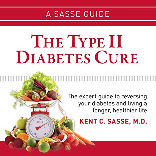 The Type II Diabetes Cure audiobook cover art