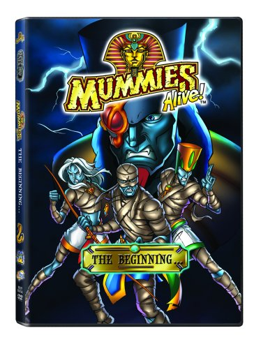 Mummies Alive: The Beginning [DVD] [Import]