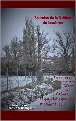 Secretos de la Calidad de las obras: Lo que se necesitaría saber de Calidad, Seguridad y Gestión Medioambiental (Dirigir obras y proyectos nº 3) (Spanish Edition)