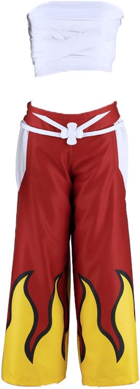mejor precio Fairy's Tail CosJugar Disfraz Natsu 3rd ver ver ver Disfraz after seven years Kid Large  moda