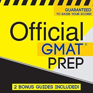 Official GMAT Prep cover art