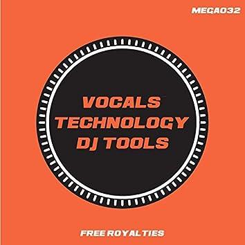 Vocals Technology DJ Tools