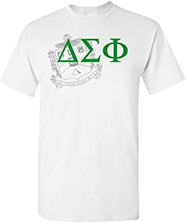 Delta Sigma Phi Greek Crest T-Shirt