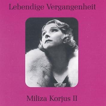 Lebendige Vergangenheit - Miliza Korjus (Vol.2)