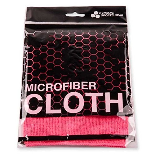 Dynamic Sports Gear Paintball Zubehör Microfasertuch, Pink, 63199