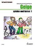 Geige spielen und lernen 1